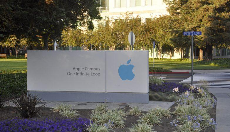 Sede da Apple, em Cupertino