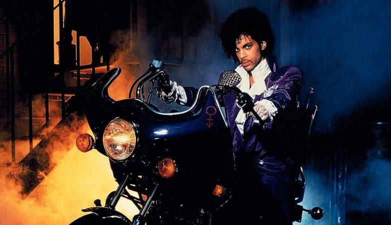 O artista anteriormente conhecido como Prince (quando ainda era Prince)