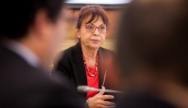 Maria Manuel Leitão Marques, Ministra da Presidência e da Modernização Administrativa