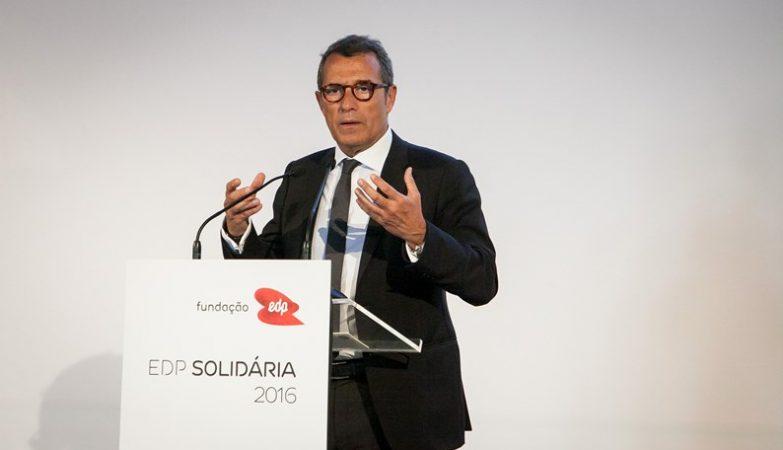 António Mexia, presidente executivo da EDP