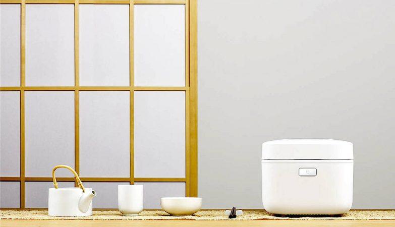 O novo cozedor de arroz da Xiaomi
