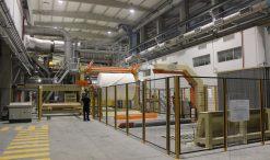 Fábrica de celulose AMS, do grupo The Navigator Company