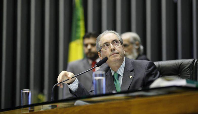 Eduardo Cunha, Presidente da Câmara dos Deputados brasileira