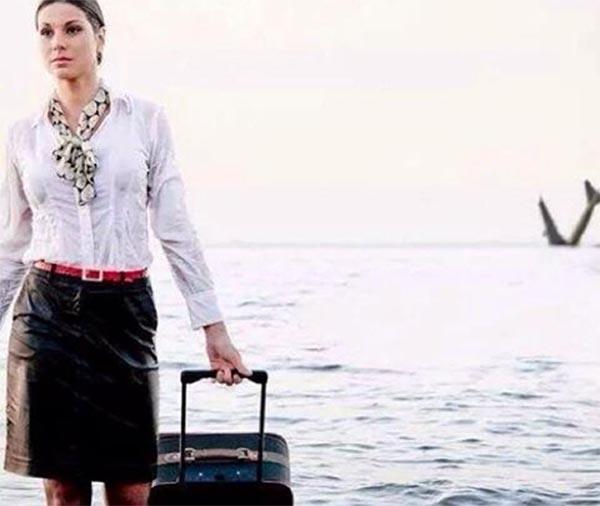 Hospedeira Egyptair