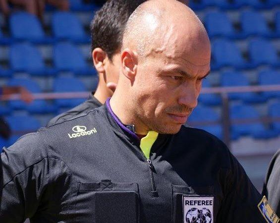 Paulo Paraty, antigo árbitro internacional português