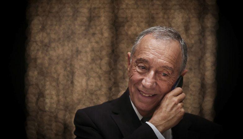 Marcelo agradece solidariedade e pede resposta rápida — Pedrógão Grande