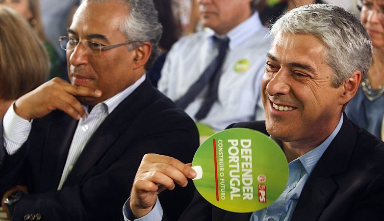 António Costa, José Sócrates