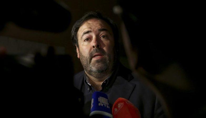 O ex-dirigente socialista António Galamba