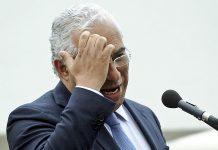 O primeiro-ministro, António Costa