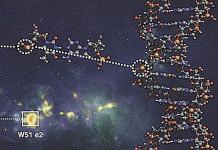 A molécula PO encontrada nas estrelas, mais um passo na descoberta da origem da vida no Universo