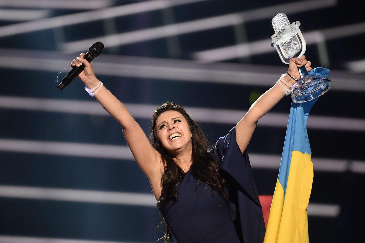 """A ucraniana Jamala venceu a 61ª edição do Festival Eurovisão com a canção """"1944"""""""