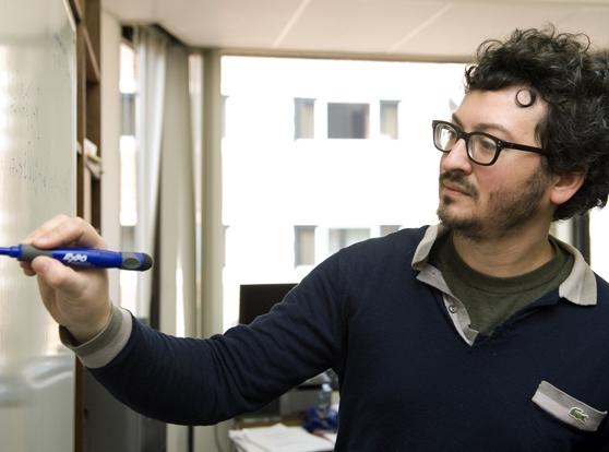 Guido Menzio, professor de Economia na Penn University