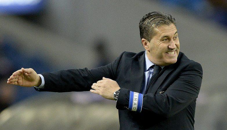 O ex-treinador do FC Porto, José Peseiro