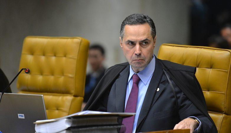 Luís Roberto Barroso, juiz do Supremo Tribunal Federal do Brasil