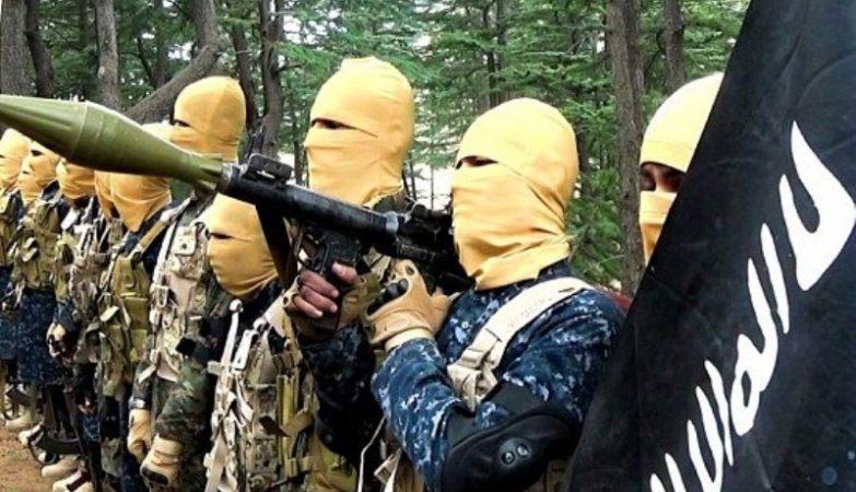 Forças do Estado Islâmico no Afeganistão