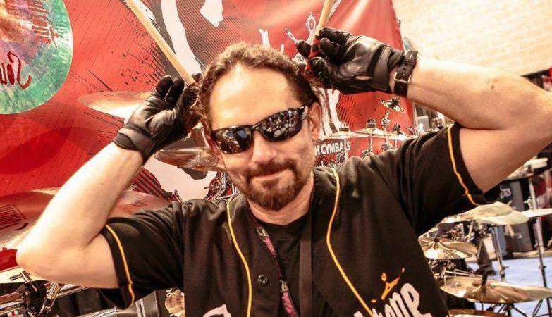 Nick Menza, antigo baterista dos Megadeth