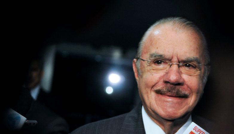 José Sarney, ex-Presidente do Brasil