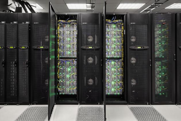 O supercomputador Stampede