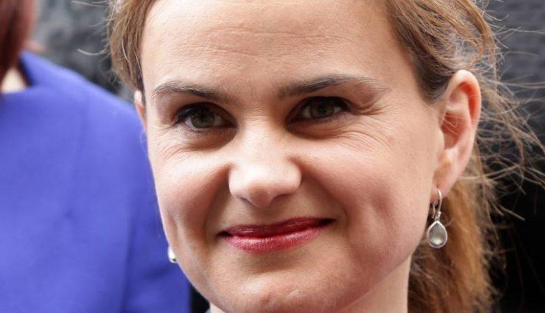 Jo Cox, deputada trabalhista do Parlamento inglês