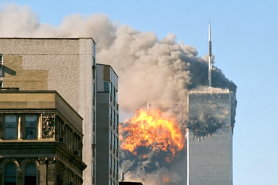 The only person convicted of the September 11 attacks says he renounces terrorism