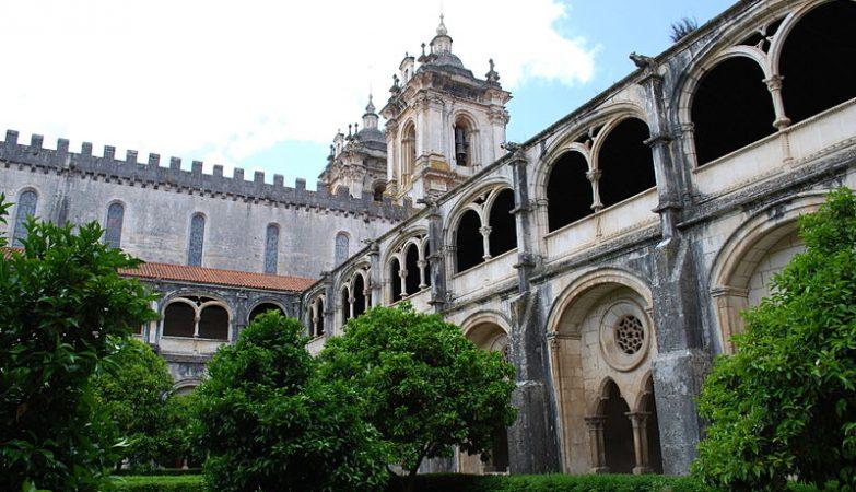 Claustro do Mosteiro de Alcobaça