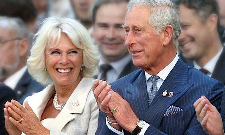 Camilla e Carlos, Príncipes de Gales