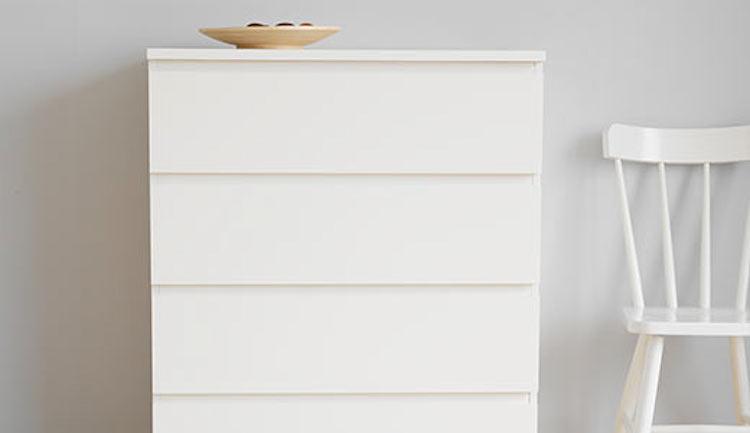 Morte de 6 crian as leva ikea a recolher c modas malm zap Ikea malm comoda