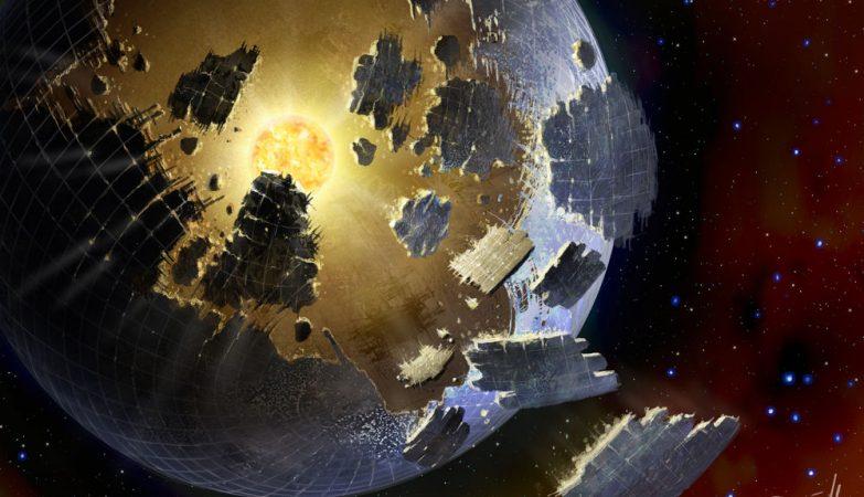 Será a KIC 8462852 uma esfera Dyson?