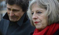 Theresa May, ministra do Interior britânica
