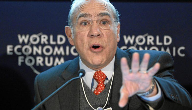 O secretário-geral da Organização para a Cooperação e Desenvolvimento Económico, Ángel Gurría