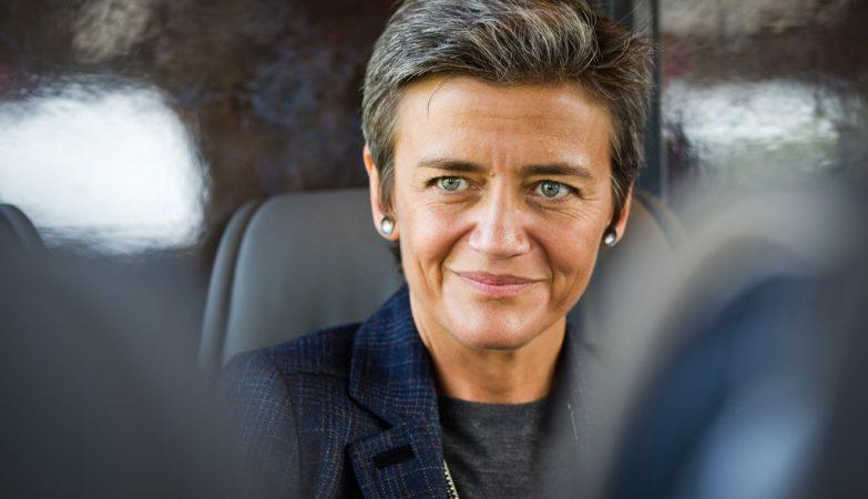 Margrethe Vestager, comissária europeia da Concorrência