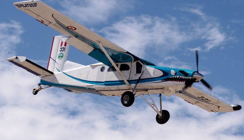 Aeronave Pilatus PC6