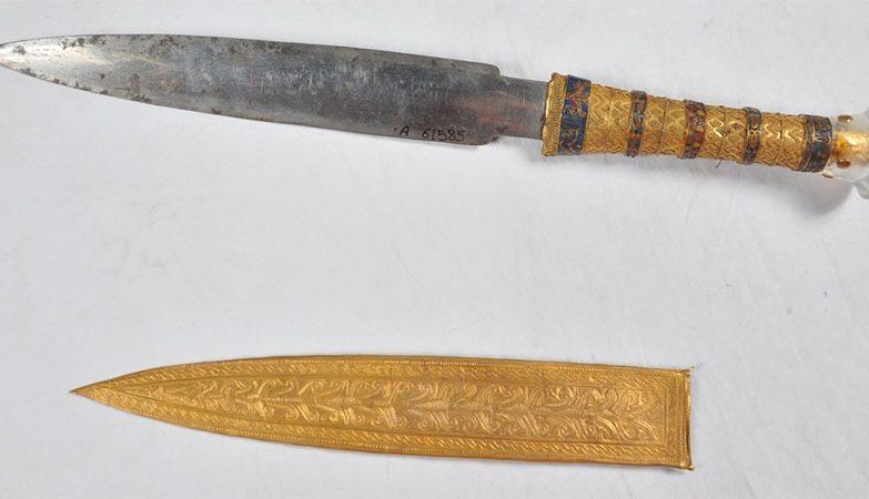 Espada de Tutancamon
