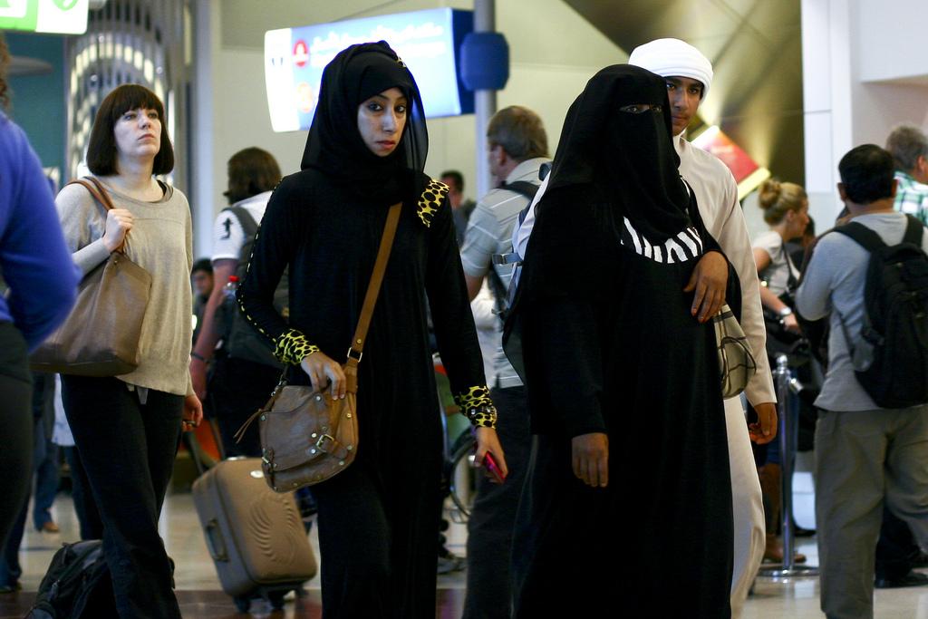 фото как одеваются девушки арабки