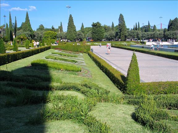 Brasões do Jardim da Praça do Império