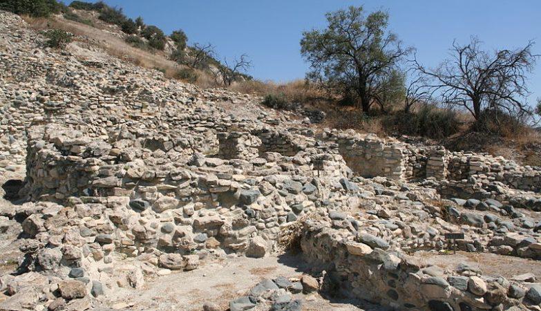 Choirokoitia era até agora o mais antigo assentamento conhecido do Chipre