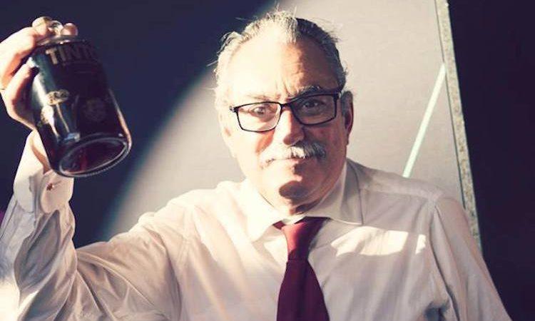 Joao Antonio Guterres Pereira, produtor do primeiro gin tinto do mundo - e agora,do licor de pastel de nata