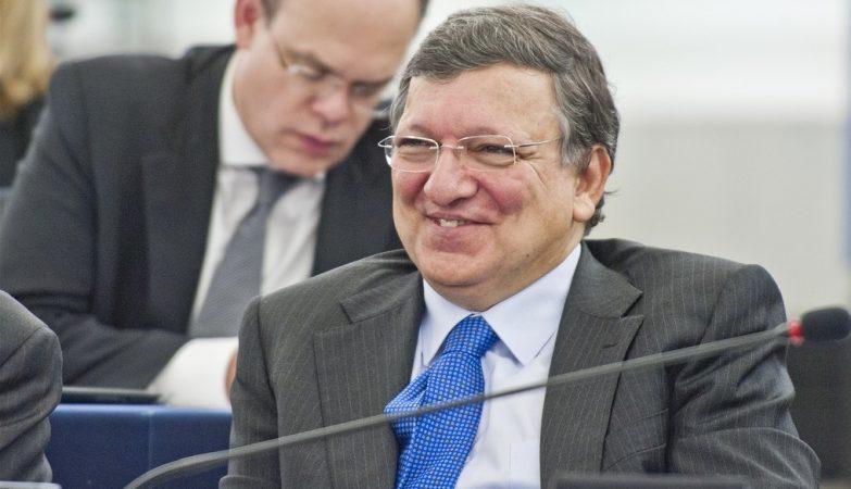 O ex-presidente da Comissão Europeia, Durão Barroso