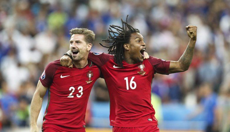 A presença de Adrien Silva na selecção durante o Euro 2016 rendeu ao Sporting 279.500 euros. Renato Sanches rendeu 208.000 euros ao Benfica e 71.500 ao Bayern de Munique