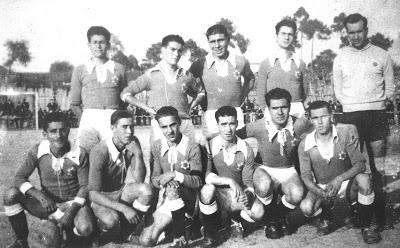Paços de Ferreira, Época 1947-48