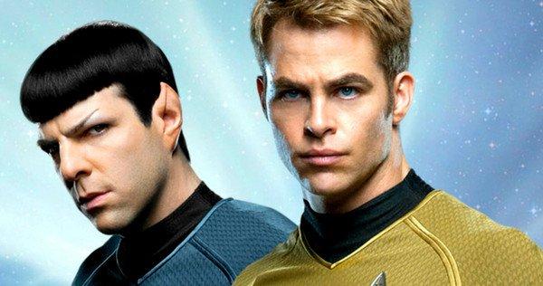 Spock e James T. Kirk ganharam um oficial alienígena para a sua nova aventura