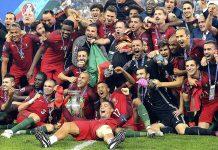 Portugal Campeão Europeu em 2016