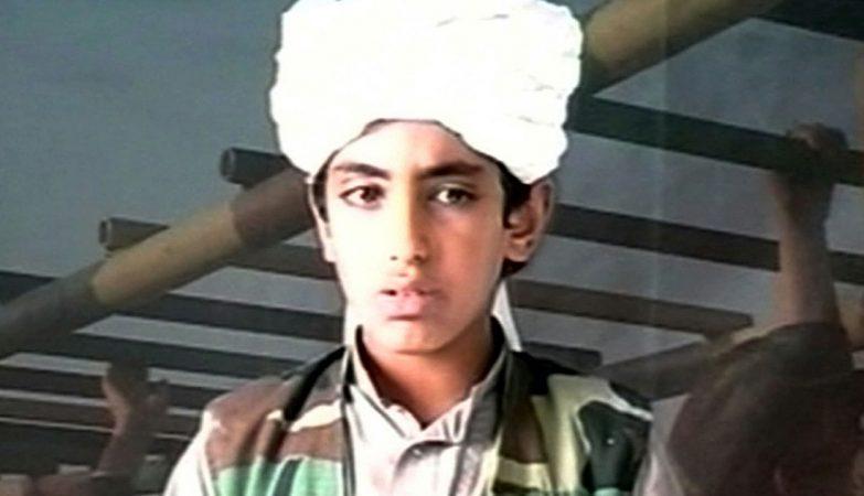 Hamza bin Laden, filho de Osama bin Laden