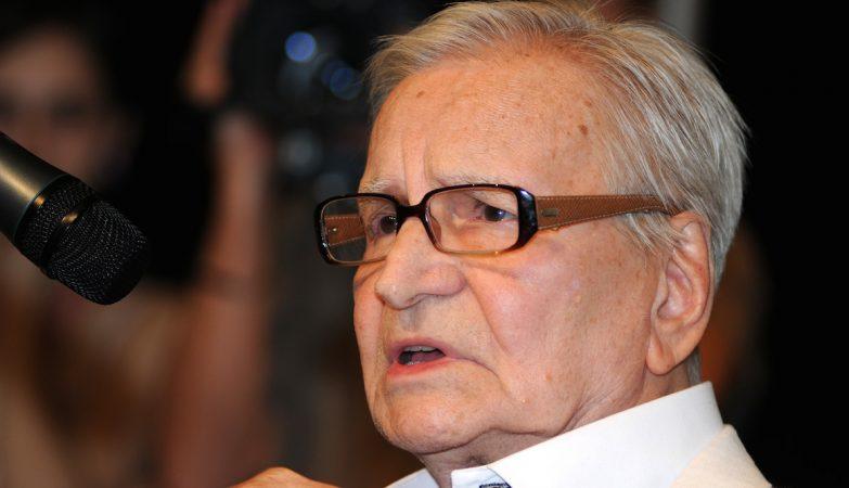 O lendário Radu Beligan eetinha o recorde do Guiness de actor de teatro mais velho do mundo