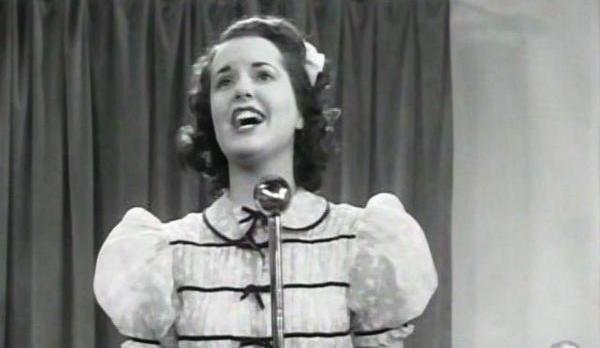 """Maria Eugénia, """"A Menina da Rádio"""""""
