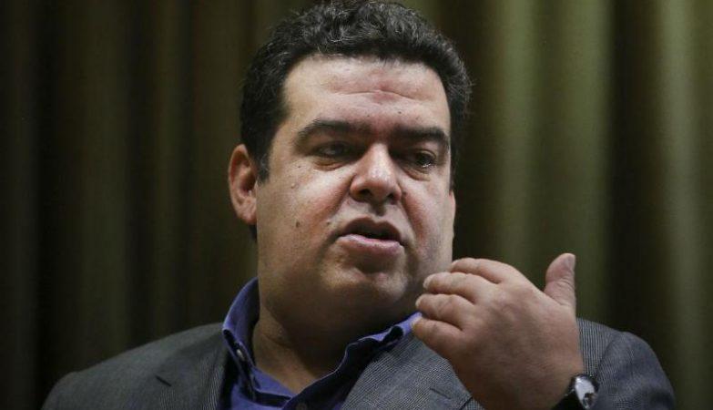 Fernando Rocha Andrade, secretário de Estado dos Assuntos Fiscais