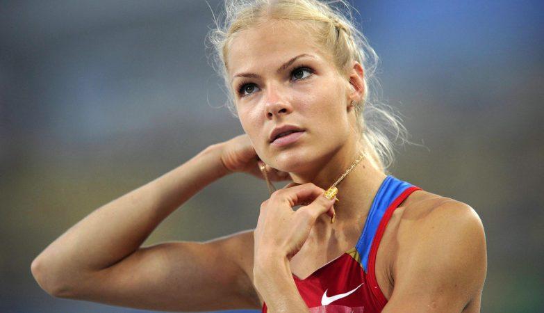 Única atleta russa de atletismo é suspensa, diz fonte