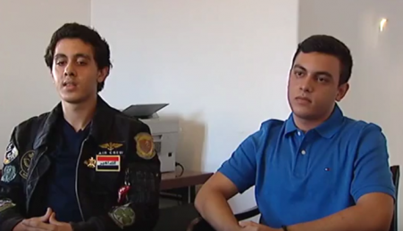 Os filhos do embaixador do Iraque em Portugal deram uma entrevista à SIC para contar a sua versão dos factos