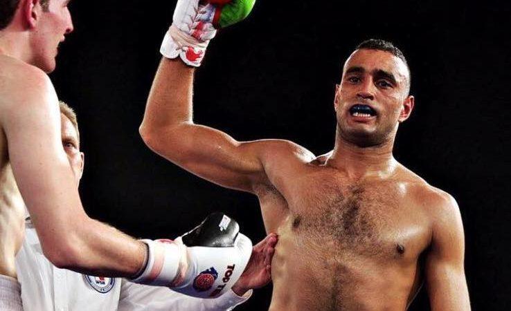 Hassan Saada, pugilista marroquino