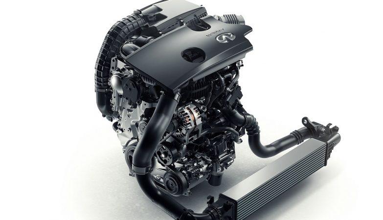O novo Motor VC-T INFINITI Nissan com taxa de compressão variável